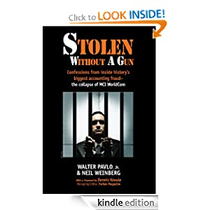 Stolen Without A Gun Walter Pavlo Jr. and Neil Weinberg