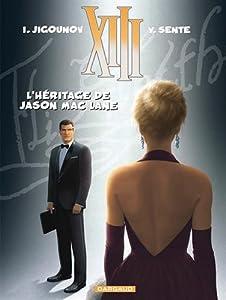 "Afficher ""XIII n° 24 L'héritage de Jason Mac Lane"""