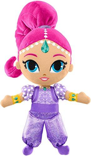 Fisher-Price Nickelodeon Shine Zahramay Friends Shimmer Plush (Friends Plush Doll)