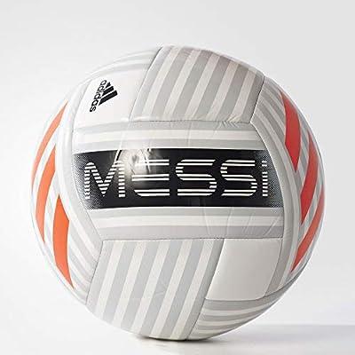 adidas Messi Glider Balón, Hombre, Blanco (Blanco/Gricla/Negro ...