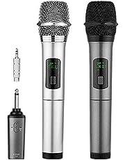 Micrófono inalámbrico M1 y M2