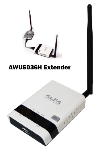Alfa R36 Repeater Extender AWUS036H product image