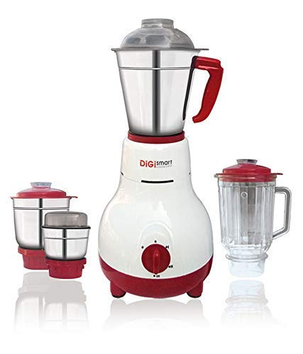 4 JAR KITCHENMATE Mixer Grinder