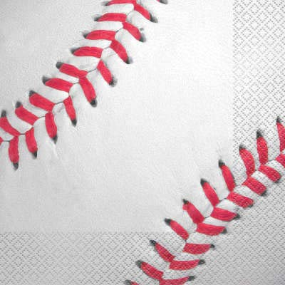 Baseball Theme Party Supplies Set - Plates, Cups, Napkins, Tablecloth Decoration (Serves 16) by Baseball (Image #4)