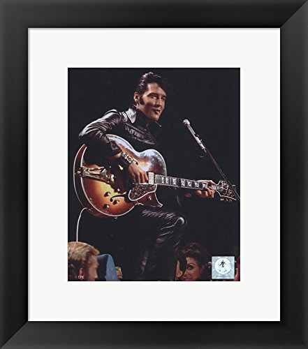 Presley Wearing Leather Art Picture product image