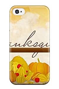 Iphone Cover Case - Thanksgivings Protective Case Compatibel With Iphone 4/4s