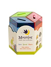 Moonjar Classic Moneybox: Save, Spend, Share BOBEBE Online Baby Store From New York to Miami and Los Angeles