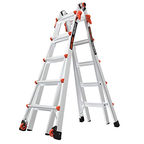 Little Giant Ladders Velocity