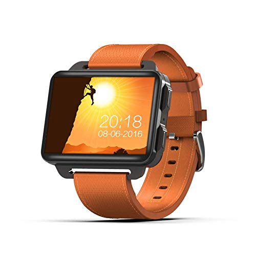 Smart Watch 2.2 inch OLED Display, APP Payments, Google Assistant, Wear OS by Google Android Wear 2.0,Compatible with iOS and Android, (Black) Review