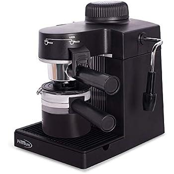 Amazon.com: Krups fnd111 Allegro cafetera de espresso, Negro ...