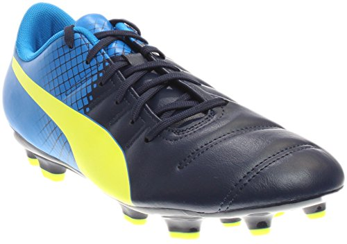 Blue Leather Athletic Shoes (Puma Evopower 4.3 Tricks FG Men's Firm Ground Soccer Cleats)