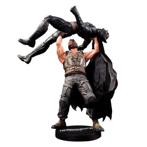 DC Collectibles The Dark Knight Rises: Batman vs Bane 1:6 Scale Icon Statue (Batman Icon)