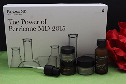 Perricone MD The Power of Perricone MD 2015 Gift Set Anti-Aging Cream Plasma Kit, 5 Piece Set