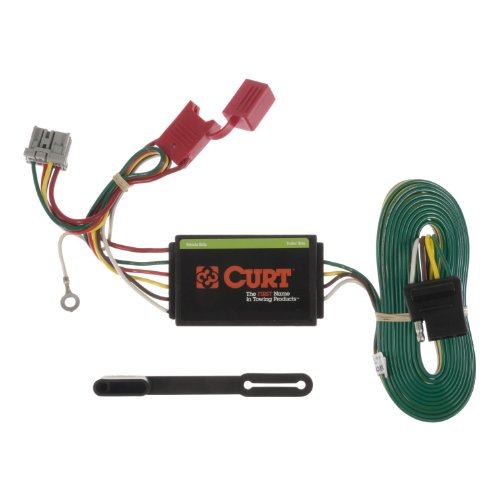 Curt T-connector Kit - Curt Manufacturing 56161 Trailer Connector