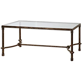 Uttermost 24333 Warring Iron Coffee Table