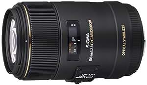 Sigma 105mm F2.8 EX DG OS HSM Macro Lens for Sigma SLR Camera