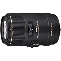 Sigma 105mm F2.8 EX DG OS HSM Macro Lens for Sigma SLR Camera