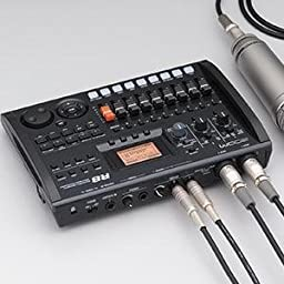 Zoom R8 8-Track Digital Recorder/Interface/Controller/Sampler with Samson Q7 Supercardioid Neodymium Dynamic Handheld Microphone and Accessory Bundle