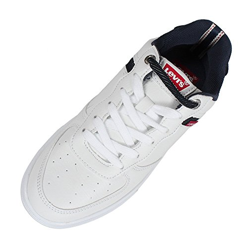 white Levis Jeffrey 51 regular 223697 Sneaker Denim rUprxn