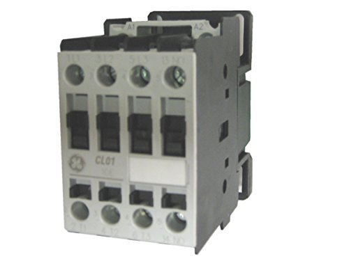 (GE CL01A310TU 3 pole, 25 AMP contactor with a 480 volt AC coil )