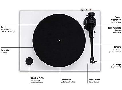 mag-Lev Reproductor de Discos de Audio ML1 edición Blanca ...