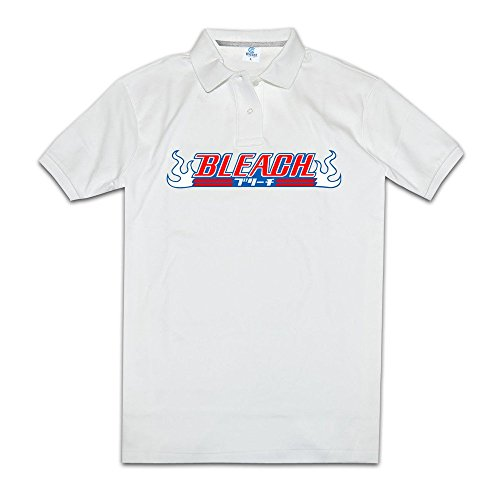 Bleach Online Online Role-playing Game Mens Best Polo Shirts Sportshirt Collared Shirts (Cabelas Blade)