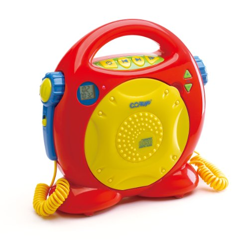 Little Virtuoso Sing Along CD Player (Sing Along Kids Cd Player)