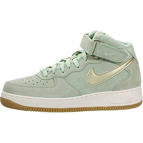 Nike B mUs Air 1 Greenmetallic Gold Force Enamel Starwomens8 '07 Mid Seasonal 8PkNOn0wX