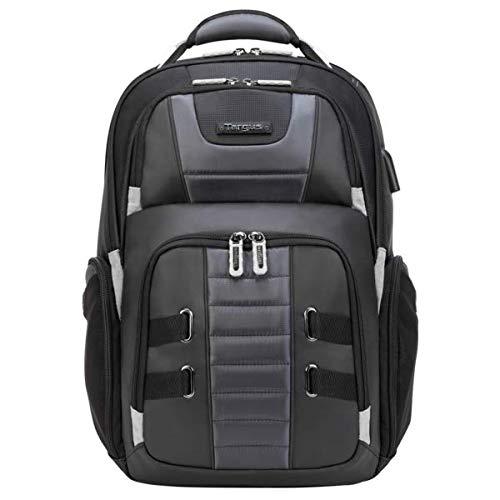 Targus Drifter Trek Laptop Backpack for 11.6-15.6-Inch Laptops, with USB Power Pass-Thru Port (TSB956GL)