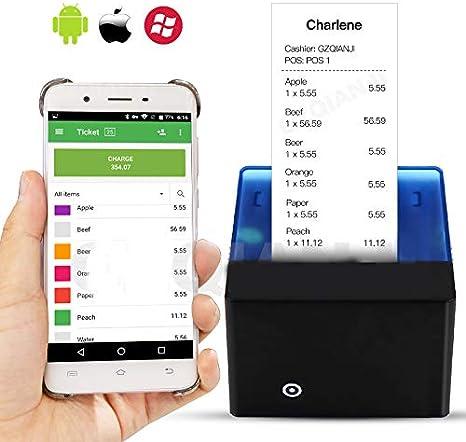 TQ Impresora térmica Libre de App Android Bluetooth de la ...