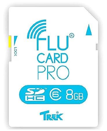 Amazon.com: docooler® Trek flucard 8 GB Wireless WiFi 802.11 ...