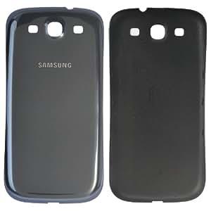 Samsung - Carcasa para Samsung S3 I9300, color azul-