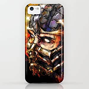 Society6 - Scorpion iPhone & iPod Case by Vincent Vernacatola