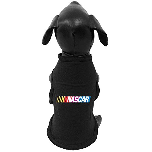 NASCAR Pet Tank Top, black, XX-Small (Nascar Dog Clothes)