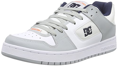 DC Shoes Men's Manteca M Shoe Trainers Grey (Grey Gry) classic online sale very cheap cheap price low shipping fee cheap pick a best cheap discount sale eGzLs