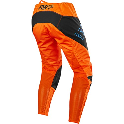 2018 Fox Racing Youth 180 Mastar Pants-Orange-28 by Fox Racing (Image #1)