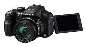 "Panasonic Lumix DMC-FZ150 - Cámara compacta de 12.1 Mp (pantalla de 3"", zoom óptico 24x, estabilizador de imagen óptico) color negro (importado)"