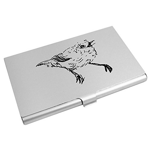 Business Azeeda 'Cute CH00010857 Wallet Credit Bird' Card Holder Card FFE64r