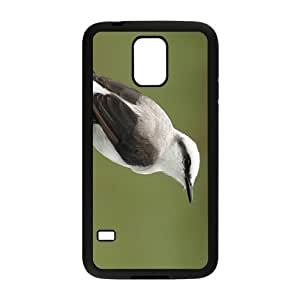 The White Sparrow Hight Quality Plastic Case for Samsung Galaxy S5