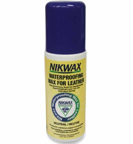 Nikwax Fabric Care - Leather Wax Neutral 4.2 Oz