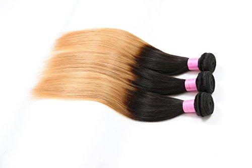 Azarias Brazilian Real Human Virgin Hair Weave Extensions...