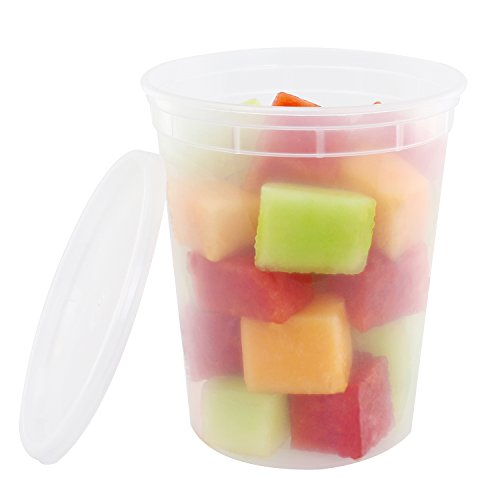 The 8 best plastic soup containers with lids