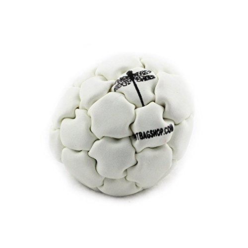 Dragonfly Footbags Glow in the Dark 32 Panel 50 Gram Metal Filled (Hacky Sack) by Dragonfly Footbags