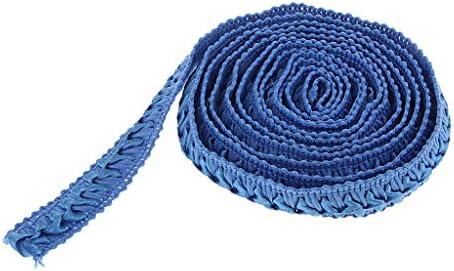 ヘリンボーンテープ クラフト用 リボン 全5色 - 青