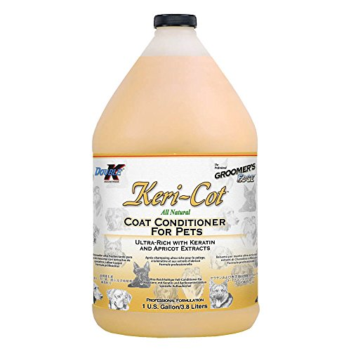 Double K Groomers Edge Keri-Cot Conditioner, 1 gallon by Double K