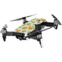 MightySkins Skin for DJI Mavic Air Drone - Orange You Glad | Min Coverage Protective, Durable, and Unique Vinyl Decal wrap cover | Easy To Apply, Remove, and Change Styles | Made in the USA