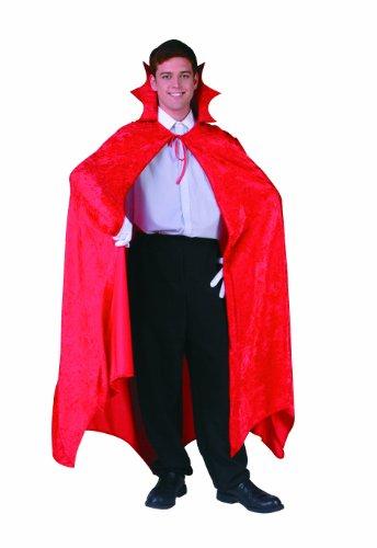RG Costumes Dracula Cape Costume