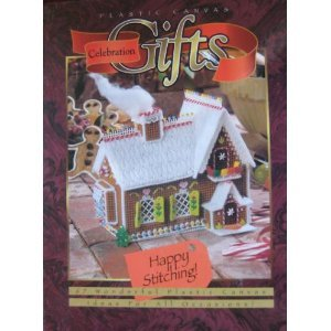 Plastic Canvas Celebration Gifts (Canvas Patterns Plastic Free Craft)