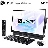 NECパーソナル PC-DA370MAB LAVIE Desk All-in-one - DA370/MAB ファインブラック