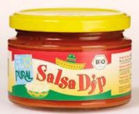 Salsa Dip, fruchtig mild, 260g Glas